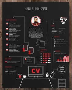 flat-and-simple-resume-design-pour-freelance-graphic-designers If you like this cv template. Check others on my CV template board :) Thanks for sharing! Graphic Design Resume, Resume Design Template, Freelance Graphic Design, Cv Template, Interior Design Resume, Student Resume Template, Resume Layout, Resume Cv, Resume Ideas