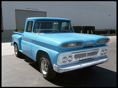 1960 Chevrolet Apache Pickup  #Mecum #Seattle