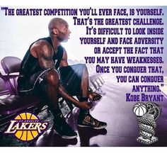 Kobe Bryant Nike Quotes, Sport Quotes, Nike Basketball, Basketball Quotes, Basketball Players, Under Armour, Black Mamba, Kobe Bryant Quotes, Nike Tights