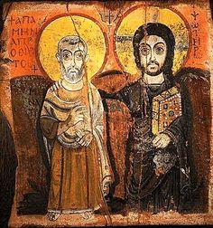 jésus et son ami
