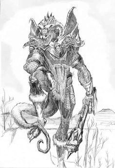 Fantasy stuff #draconico Drawing Sketches, Drawings, Concept Art, Spirit, Fantasy, Cartoon, Illustration, Illustrations, Conceptual Art