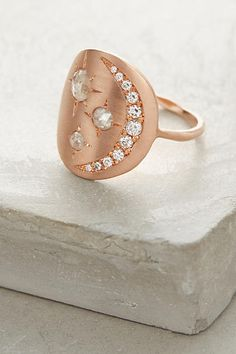 Sirciam Diamond Starlight Ring