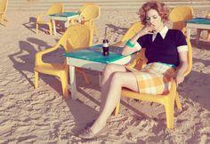 Kourtney Roy : Edward Hopper sort de ce corps [de femme] - APAR.TV