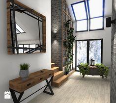 Hol / Przedpokój styl Rustykalny - zdjęcie od Atena Projektowanie wnętrz