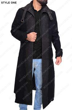 Altered Carbon Takeshi Kovacs Coat (Free T-Shirt)