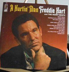 Freddie Hart Lp A Hurtin' Man Near Mint #AlternativeCountryAmericanaContemporaryCountryCountryPopEarlyCountryNashvilleSoundTraditionalCountryCountryContemporary