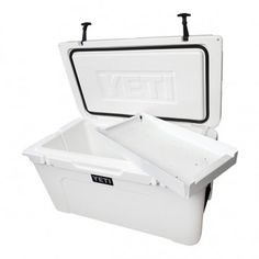 YETI Coolers Bait Tray On Cooler