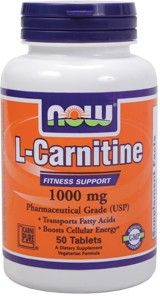 L-CARNITINE: Fat Burner! and other many healthy and useful benefits for the body