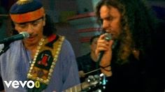 santana y mana corazon espinado video oficial hd - YouTube