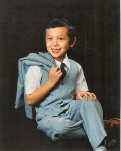 Mathew Murray, age 6, 1986