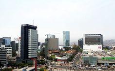 Centro financiero - Lima