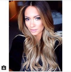 I wanna go lighter with my balayage - All For Hair Color Trending