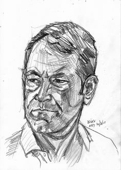 https://flic.kr/p/23YQ3PR | Bouke for JKPP | Graphite 6B www.flickr.com/groups/portraitparty/discuss/7215769111636...