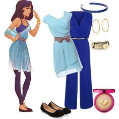 """Jasmine Ballerina"" by misssally on Polyvore"