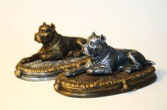 NEW Italian Cane Corso  miniature figurine dog by RussianArtDogs