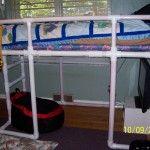PVC Loft Bed