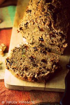 Süß & Saftig: Gesundes Apfelbrot mit Nüssen & Dinkelvollkorn