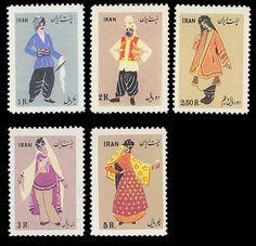 Iran 1955