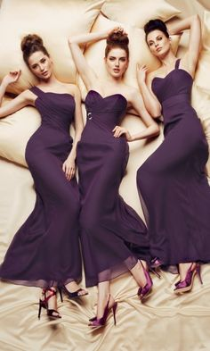 Sweetheart A-line Empire Chiffon Floor-length/Long Bridesmaid Dresses with Draping FAU1404P917223