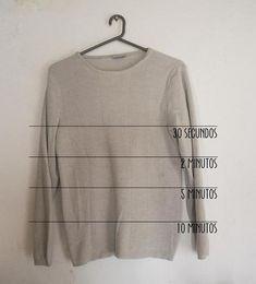 DIY: sweater degradé + como teñir con anilina.