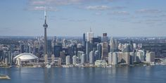 In honor of National Skyscraper day, a look at the most sensational skylines across the globe. Carpe Diem, Cn Tower, New York Skyline, Toronto, Skyscraper, Competition, Count, Buildings, Landscapes