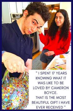 Cameron Boyces Younger Sister And Only Sibling Maya Gave A Beautiful Tribute To Her Brother - Pixfamous Disney Channel Descendants, Disney Channel Stars, Mal And Evie, Laura Marano, Funny Vid, Cameron Boyce, Dove Cameron, Her Brother, Celebrity Dads