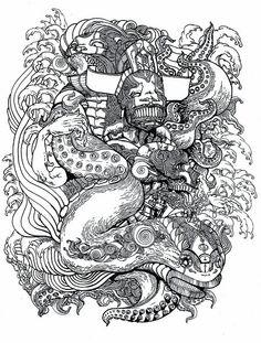 iain macarthur intense art