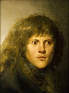 Jan Lievens: A Dutch Master Rediscovered : Self-Portrait, ca. 1629-30