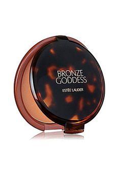 estee lauder bronze goddess powder bronzer. (my beauty essentials)
