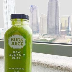 Take on the city with the #No01 Green Juice. Pic: @theperennialstyle