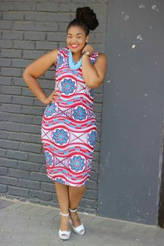 Bow Afrika #ankara #haute South African fashion