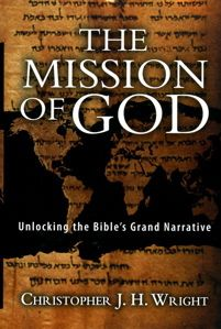 Offsite Review: Mission of God by Christopher Wright reviewed by Trevin Wax on his Gospel Coalition Blog.  It is worth reading in part for how clearly he seems to miss the entire point of Christopher Wright's focus on following God's mission as an example for our own mission.