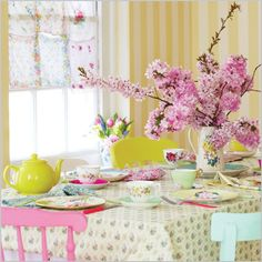 @selinalake Card Ranges » 6565 » Springtime Afternoon Tea - Abacus Cards - Greetings Cards, Gift Wrap & Stationery