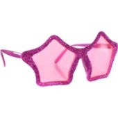 Pink Star Shades - Party City