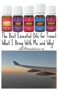 These are the Best Essential Oils to bring with you while traveling! Stay safe and stay natural! Travel and stay healthy. Best Essential Oils, Young Living Essential Oils, Easential Oils, Natural Cleaners, Green Life, How To Stay Healthy, Stay Safe, Health And Wellness, Good Things