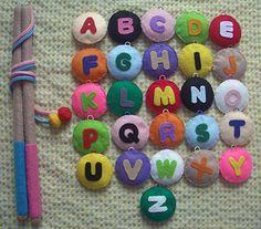 アイディア満載のママの手作りフェルト雑貨・知育おもちゃのネットショップ