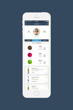 Mobile App Design / UI / UX Heart & Ram Design Co. heartandram.com