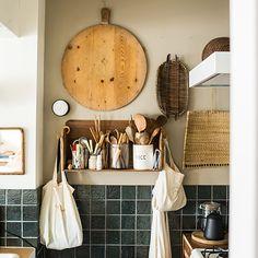 _Q9A3107 My Dream Home, Home Kitchens, House Design, Interior Design, Furniture, Minimalist Room, Japan Style, Home Decor, Tile