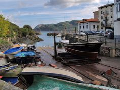 One of the small and cute ports of #Urdaibai