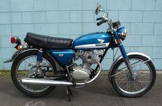 Honda 100 photo - 1