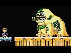 Mitsume ga Tooru (NES) Full Playtrough (No Upgrades & Death)