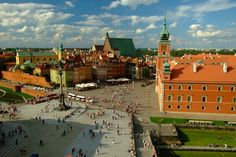 Stare miasto, Warszawa