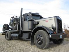Vehicle Transporter Big Rig - Diesel Truck Gallery