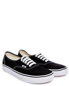timeless design ad562 415dc Vans Authentic Black