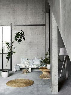 Rebecca Centren - concrete walls