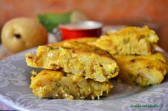 Si no comes huevo, pero no te puedes resistir a la tortilla de patata, seguro que te viene de perlas esta receta.
