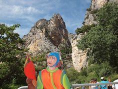 Fête médiévale de Moustiers Sainte Marie, 2012 Moustiers Sainte Marie, Haute Provence, Mount Rushmore, Most Beautiful