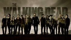 I'm not a fan of zombie anything really, but this show...I'm hooked. Lol