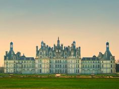Castillo de Chambord by Pilar Azaña, via Flickr