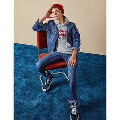 Jeans Levi's, Teen Boys, Slim Fit, Hoodies, Sweatshirts, Slime, Knitwear, Sweater, Pants